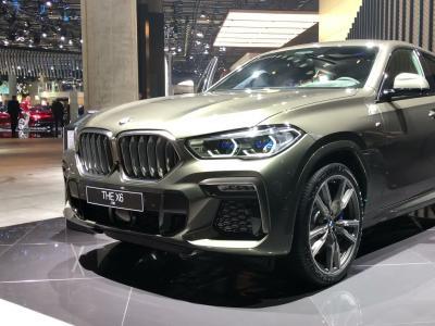 BMW X6 : notre vidéo au Salon de Francfort 2019