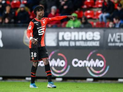 Stade Rennais : la saison 2019-2020 d'Eduardo Camavinga en chiffres
