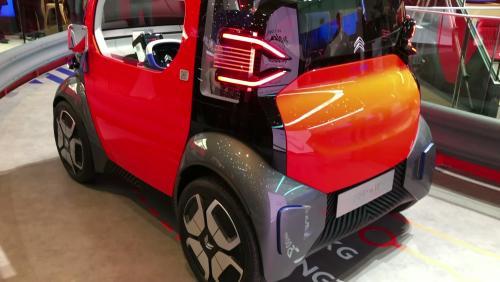 Salon de Genève 2019 : le concept Citroën Amy One en vidéo
