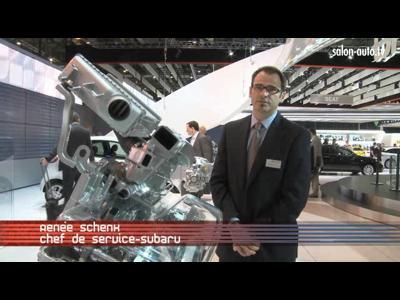 Emission 3 - Salon Geneve 2009