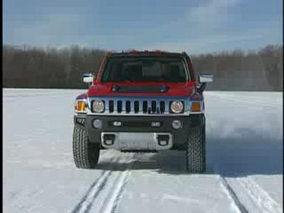 Hummer H3T pickup