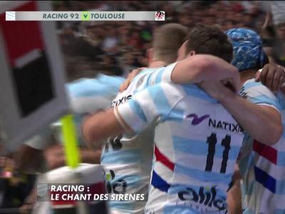 Racing 92 - Stade Toulousain : résumé et essais du match en vidéo