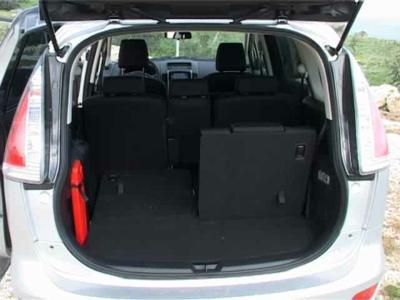 Essai Mazda5 2.0 MZR-CD 143