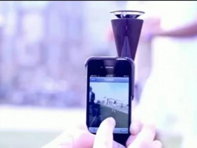 GoPano : des vidéos 360° avec votre iPhone