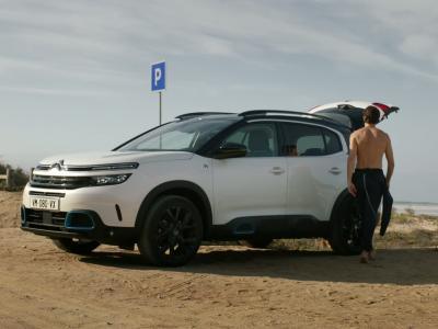 Citroën C5 Aircross Hybrid : le SUV passe à l'hybride rechargeable