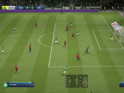 ASSE - Rennes : notre simulation FIFA 20 (L1 - 32e journée)