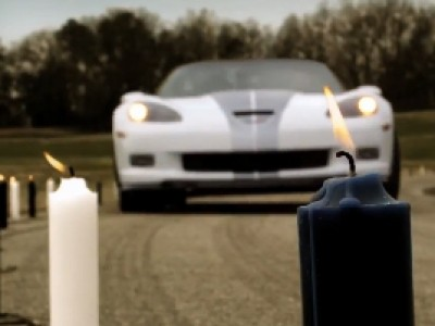 Souffler ses bougies en Chevrolet Corvette