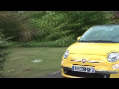 Excès de vitesse n°18 Un champion du monde en Fiat 500 C
