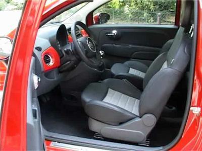 Essai Fiat 500