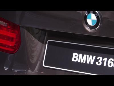 BMW Série 3 Touring - Mondial 2012