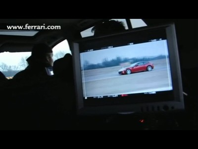 Ferrari FF, le making of