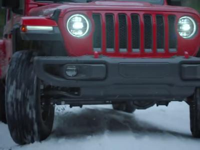 Nouveau Jeep Wrangler : hybridation et régime au programme