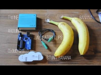 La banane nouvelle technologie