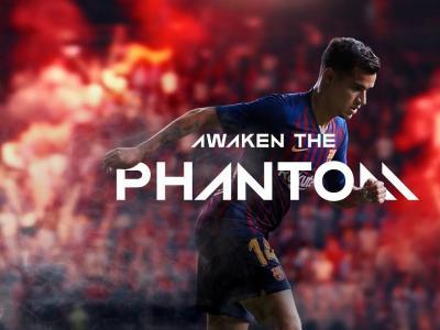 La nouvelle pub Nike avec Coutinho, Ronaldinho...