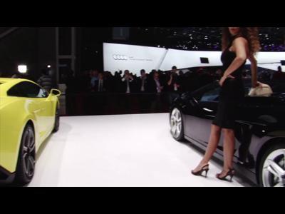 Lamborghini Gallardo LP 560-4 - Mondial 2012