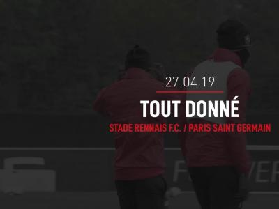 Stade Rennais : vidéo sacre