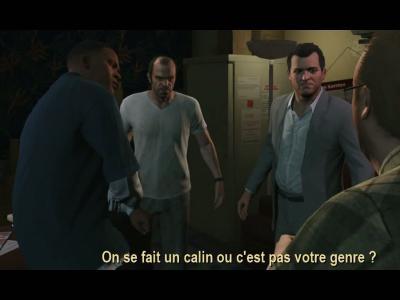 GTA 5 : trailer de lancement sur PS3 et Xbox 360
