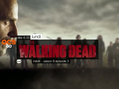 The Walking Dead - saison 8 : trailer de l'épisode 3 (VOST)