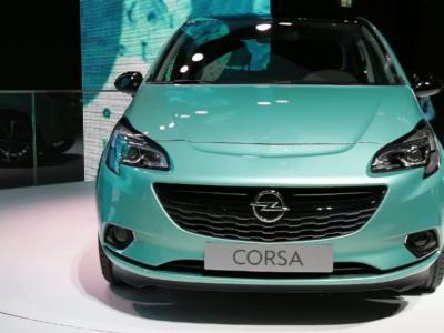 Mondial Auto 2014 : Opel Corsa
