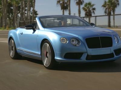 Essai Bentley Continental GTC V8 S