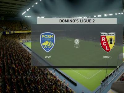 FC Sochaux - RC Lens : notre simulation FIFA 20 (L2 - 33e journée)
