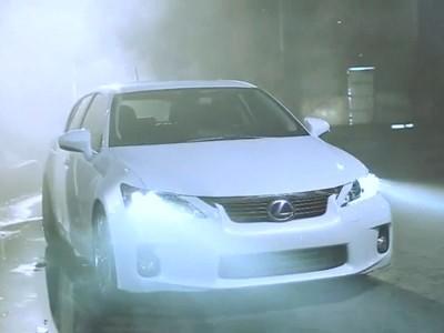 Lexus au SEMA Show 2010