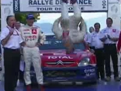 Les  belles images du WRC