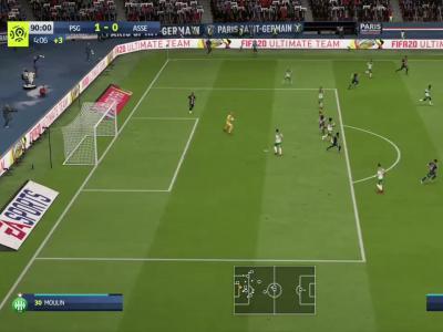 PSG - ASSE : notre simulation FIFA 20 (L1 - 33e journée)