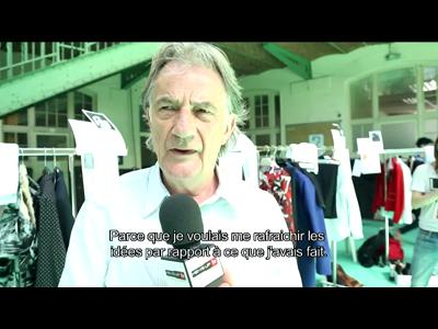 Interview de Paul Smith