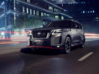 Nissan Patrol Nismo (2021) : vidéo officielle du gros SUV