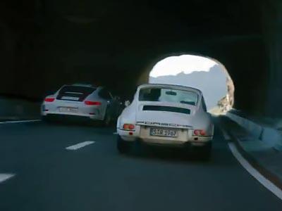 Retour aux sources pour la Porsche 911 R