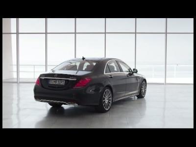 Essai Mercedes Classe S 350 BlueTEC