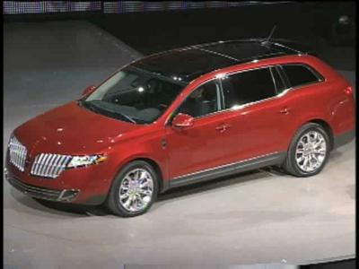 Reportage Lincoln MKT