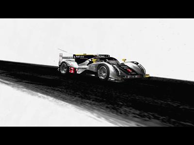 Dans la peau d'un pilote Audi aux 24h du Mans