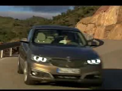La BMW Série 3 Gran Turismo s'affiche en vidéo
