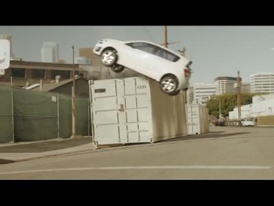 La voiture Skate de Chevrolet
