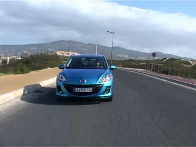 Essai Mazda3 1.6 MZ-CD