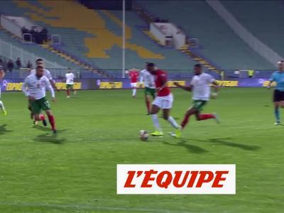 Bulgarie-Angleterre : le résumé et les buts de la rencontre