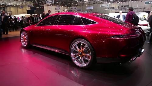 Genève 2017 : Mercedes-AMG GT Concept