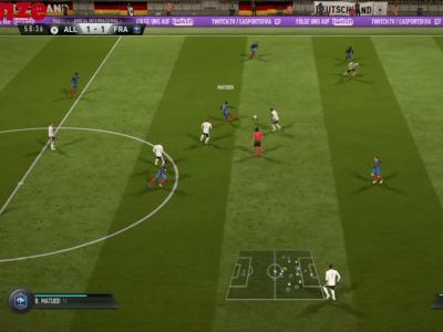 Allemagne - France : notre simulation sur FIFA 18