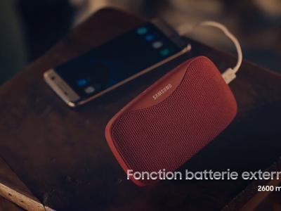 Samsung Level Box Slim : vidéo officielle de présentation de l'enceinte portable