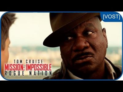 Ving Rhames est Luther Stickell | Mission:Impossible Rogue Nation