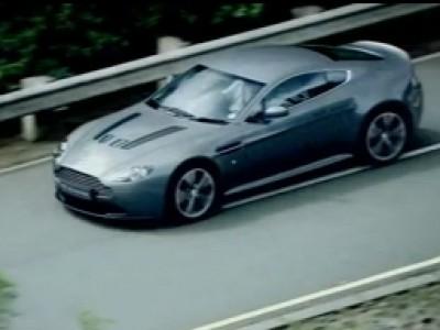 Aston Martin V12 vantage, une beauté à l'état pur