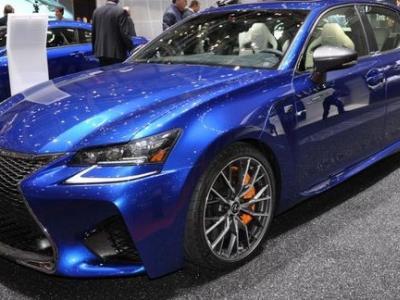 Genève 2015 | Lexus GS-F