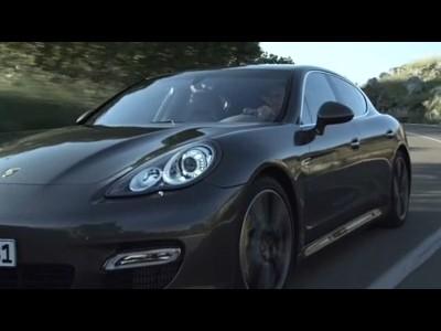 Porsche Panamera S Turbo