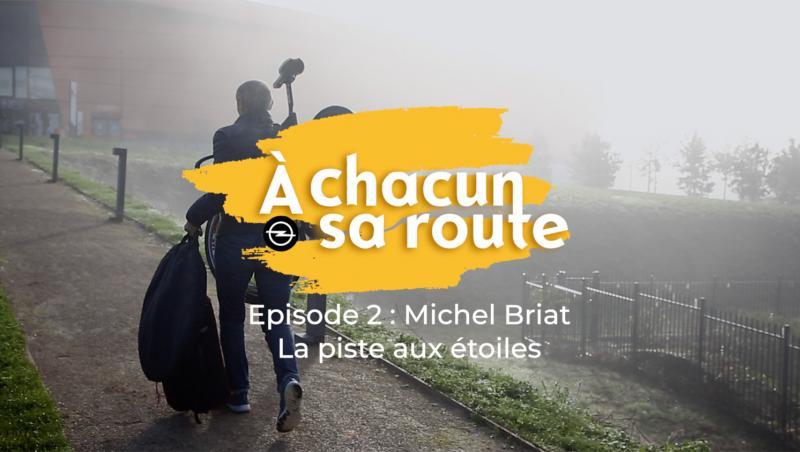 A chacun sa route #2 : Michel Briat, cycliste compétiteur