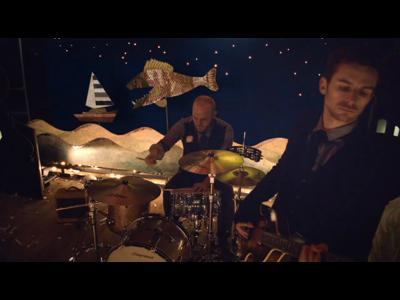 Livraison de chants de Noël - Coldplay