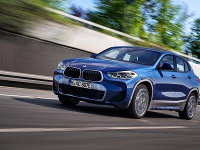 BMW X2 : la version hybride rechargeable en vidéo
