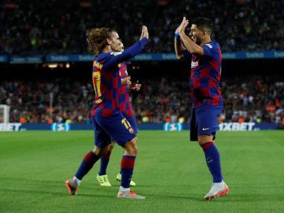 Liga : Le Barça à la fête contre Valence