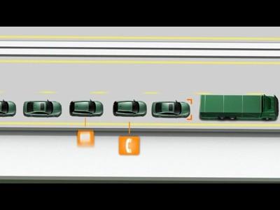 Volvo et les convois de véhicules automatisés